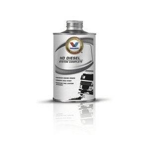 HD VPS Diesel Syst Complete 500 мл очищающее средство для системы питания, VALVOLINE