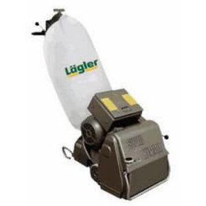 Belt floor sanding machine SUPERHUMMEL, Lägler