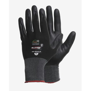 Cimdi, nitrila putu pārklājums, Grips Regular 10, Gloves Pro®