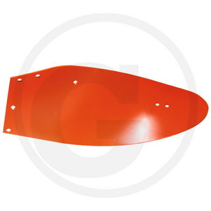 Mouldboard rear part 616243, Granit