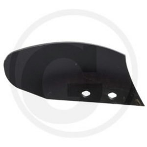 Skimmer mouldboard, right, 618104, Granit