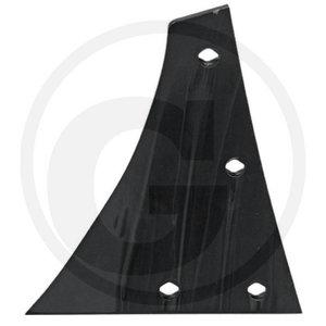 Mouldboard tip, Left, VP, 619173, Granit