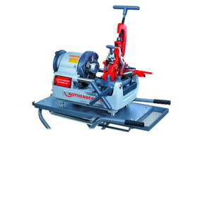 Portable compact threader ROPOWER 50 R, Rothenberger