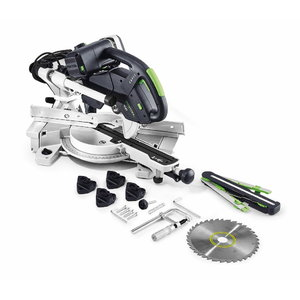 Šķērszāģis KS 60 E - SET, Festool