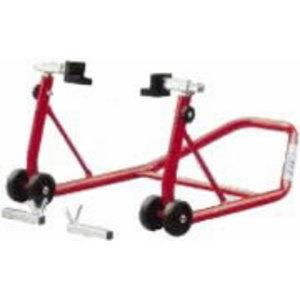 Motor-bike stand to free the rear wheel, OMCN