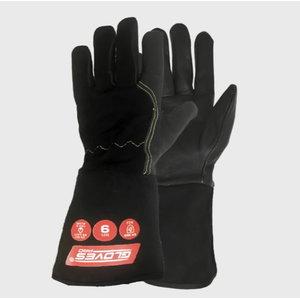 Pirštinės, skirtos suvirintojui, Glovespro MIG 9, Gloves Pro®