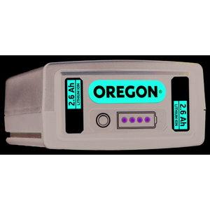 OREGON AKKU LI-ION 2,6 Ah, Oregon