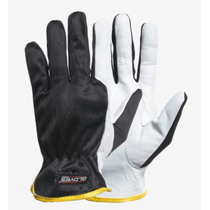 Cimdi, Dex1, nylon/sheep leather 8, Gloves Pro®