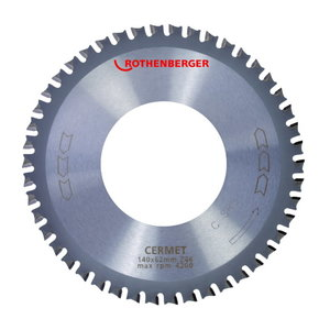 Ceramic disc 140x62mm Z46 CERMENT, Rothenberger