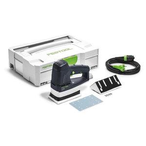 Lineaarlihvmasin DUPLEX LS 130 EQ PLUS, Festool