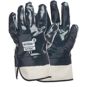Kindad, nitriilkummiga kaetud 10, Gloves Pro®