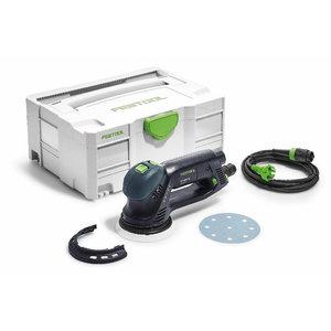 Pöörd/ekstsentrik llihvmasin ROTEX RO 125 FEQ-Plus, Festool