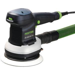 Ekscentriskā slīpmašīna ETS 150/3 EQ-Plus 230V, Festool