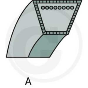Peaülekande rihm murutraktorile L120, X110 GX20006, Granit