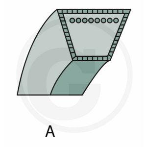 Kiilrihm 17x1016 754-04038, Granit