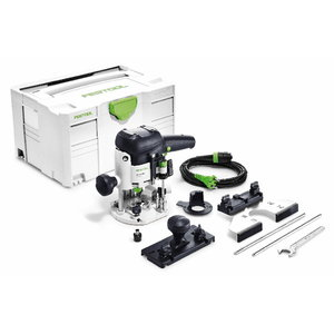 Vertikalus frezeris OF 1010 EBQ-Plus, Festool