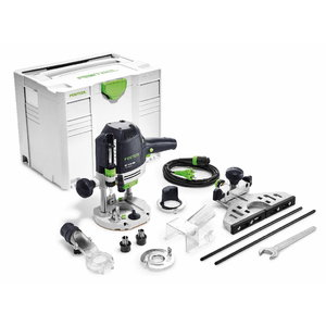Vertikalus frezeris OF 1400 EBQ-Plus, Festool