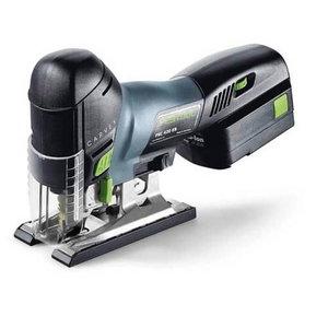Akumulatora figūrzāģis PSC 420 EB Li 18-Plus, Festool