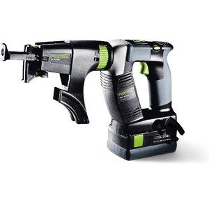Akumulatora urbis ģiškartonam DWC 18-2500 Li 5,2 Plus, Festool