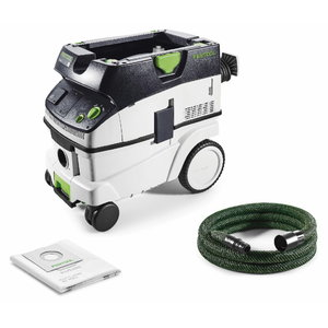 Mobile dust extractor CTL 26 E, Festool