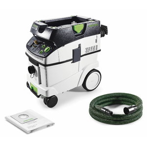 Mobile dust extractor CTM 36 E LE, Festool