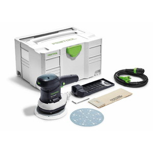 Ekscentrinis š?ifuoklis ETS 150/3 EQ-Plus, Festool