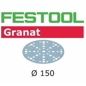 Lihvkettad GRANAT / 150/48 / P500 / 100tk, Festool
