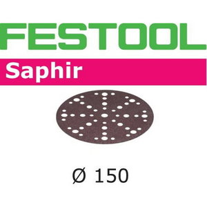 Šlifavimo diskai STF-D150/48 P50 SA - 25pcs, Festool