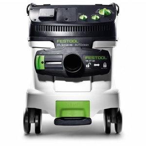 Putekļu savācējs CTL 36 E AC HD, Festool