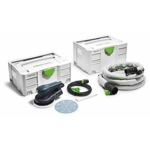 Ekscentrinis šlifuoklis ETS EC 150/5 EQ-Plus-GQ, Festool