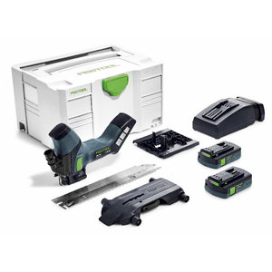 Cordless insulating-material saw ISC 240 Li / 3,1Ah, Festool