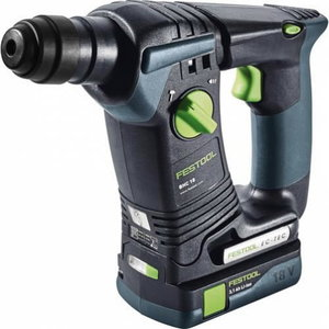 Cordless rotary hammer BHC 18 Li 3,1 Compact, Festool