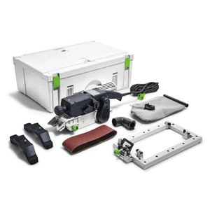 Belt sander BS 75 E-SET, Festool