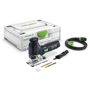 Figūrzāģis PS 300 EQ Plus TRION, Festool