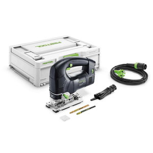 Figūrzāģis PSB 300 EQ Plus, Festool