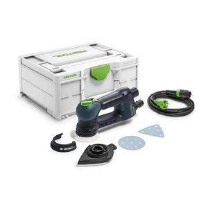 Geared eccentric sander ROTEX RO 90 DX FEQ Plus, Festool