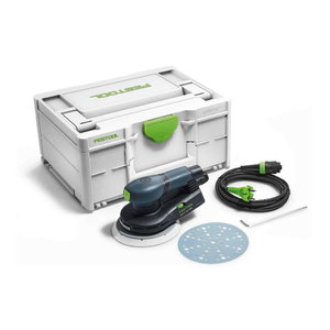 Ekscentra slīpmašīna ETS EC 150/3 EQ-Plus, Festool