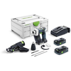 Akumulatora urbis ģiškartonam DWC 18-2500 I-Plus HPC / 4,0Ah, Festool