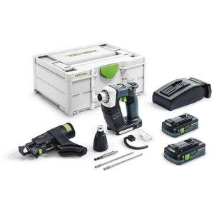 Cordless construction screwdriver DWC 18-4500 HPC 4,0 I-Plus, Festool