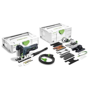 Figūrzāģis PS 420 EBQ-Set, Festool