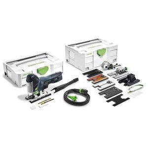 Tikksaag PS 420 EBQ-Set, Festool