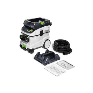 Mobile dust extractor CLEANTEC CTL 36 E AC Planex, Festool