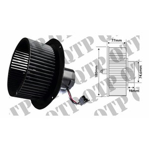 FAN BLOWER RE300527 RE162771, Quality Tractor Parts Ltd