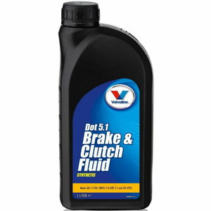 Pidurivedelik BRAKE FLUID DOT 5.1 1L