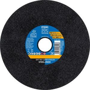 INOX режущий диск 150x1,6x22мм A46 PS-F, PFERD