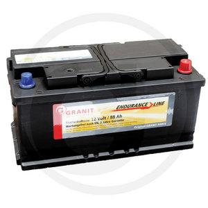 Battery 12V 90Ah TY25224, AL203838, AL112404, AL112405, TY21, Granit