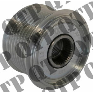 Alternator pulley, Quality Tractor Parts Ltd