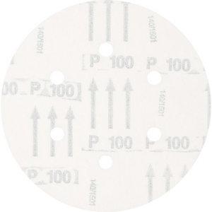 Velcrolihvketas 150mm P100 6 ava