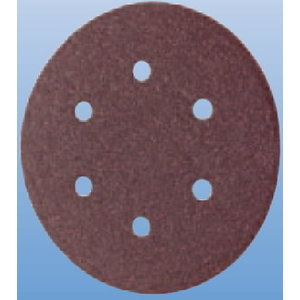 Velcro discs  KSS 150 6L A100, Pferd