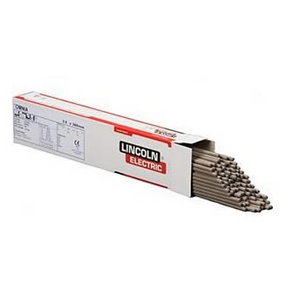 Metin. elektrodi tēraudam Basic 7018 3,2x350mm 4,0kg, Lincoln Electric